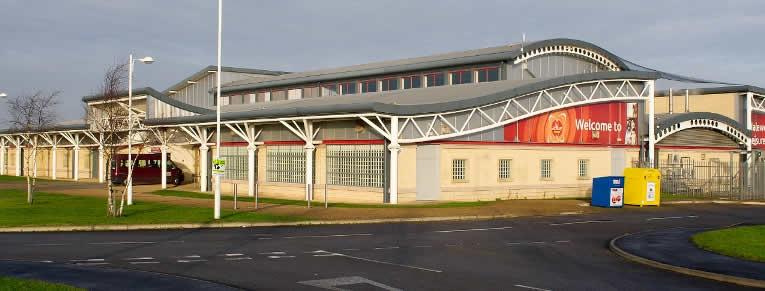 Halewood Lesuire Centre 2001