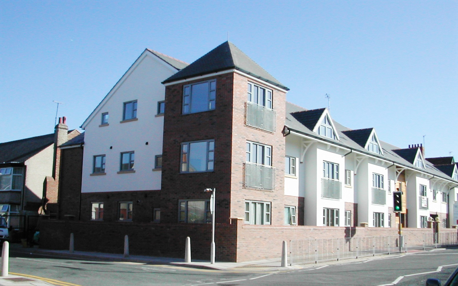 Private Residential Apartments, Wirral 2003