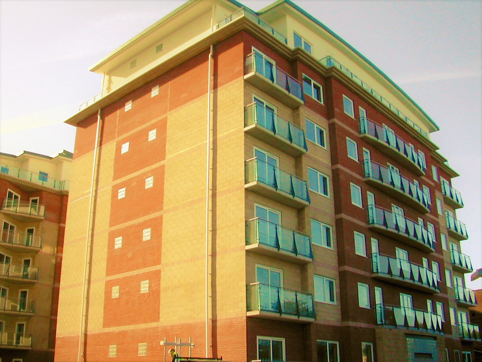 Residential Apartments, Southport 2005